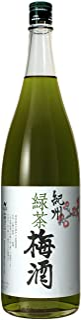 中野BC 緑茶梅酒 [ 1800ml ]