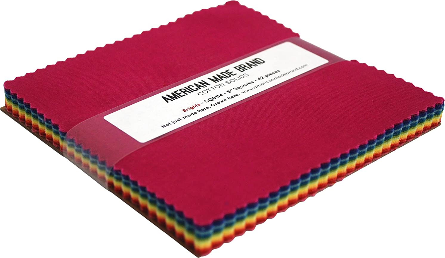 American Made Brand Cotton Solids Brights 5