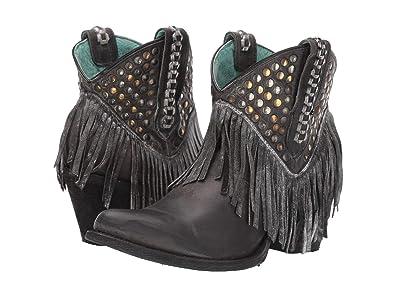 Corral Boots E1435 (Black) Women