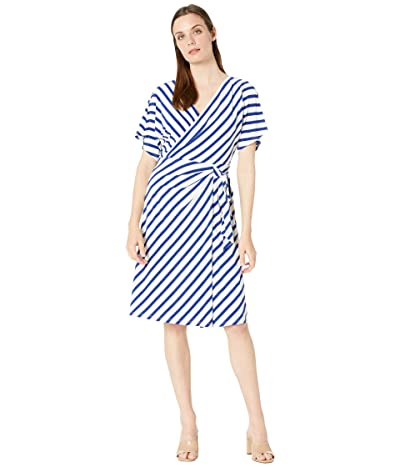 LAUREN Ralph Lauren Chevron Jersey Dress Women
