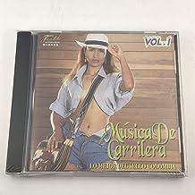 Musica De Carrilera Vol. 1 Lo Mejor Del Sello Colombia