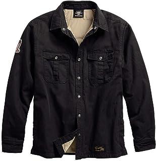 Men's #1 Genuine Classics Shirt Jacket, Black