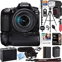 $1599 » Canon EOS 90D 32.5MP CMOS Digital SLR Camera w/EF-S 18-135mm is USM Lens & More Bundle