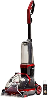 Rug Doctor FlexClean Cleaner Includes, 9-oz. All-in-One Solution and Tool Storage Bag Versatile Machine with Powerful Suction Deep Cleans Both Carpet and Sealed Hard Floors