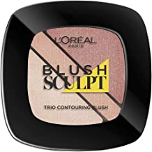 L'Oréal Paris Colorete Infalible Trio 102 Nude Beige