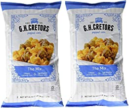 G.H. Cretors Popcorn, Party Pack The Mix, 26-Ounce (Pack of 2) Total 52 Oz