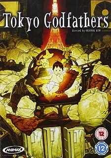 東京ゴッドファーザーズ 英国盤[DVD] [Import]