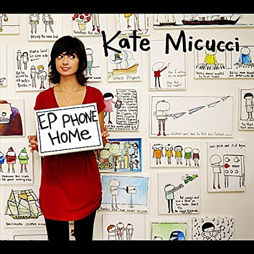 Ep Phone Home By Kate Micucci On Amazon Music Amazoncom