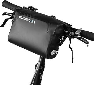 ArcEnCiel Bike Handlebar Bags Bicycle Front Basket Waterproof Cycling Storage Pouch