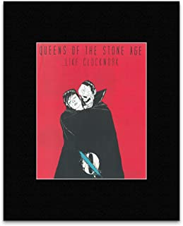 Best queens of the stone age like clockwork poster Reviews