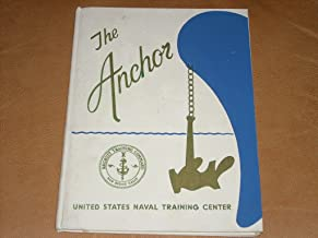 1968 The Anchor (Recruit Training Command, NTC San Diego California) Company 628 United States Naval Training Center. With Bluejackets on Parade 33 1/3 RPM vinyl record in paper folder.