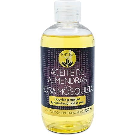 PHYTOFARMA - PHYTOFARMA Aceite de Almendras + Rosa Mosqueta 250 ml