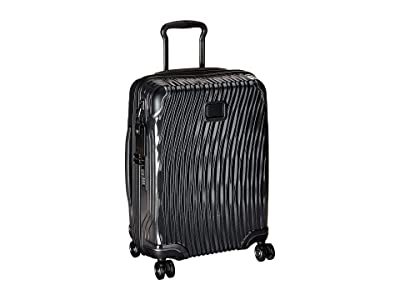Tumi Latitude Continental Carry-On (Black) Carry on Luggage