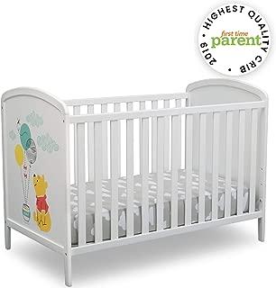 Disney Winnie The Pooh 3-in-1 Convertible Baby Crib by Delta Children