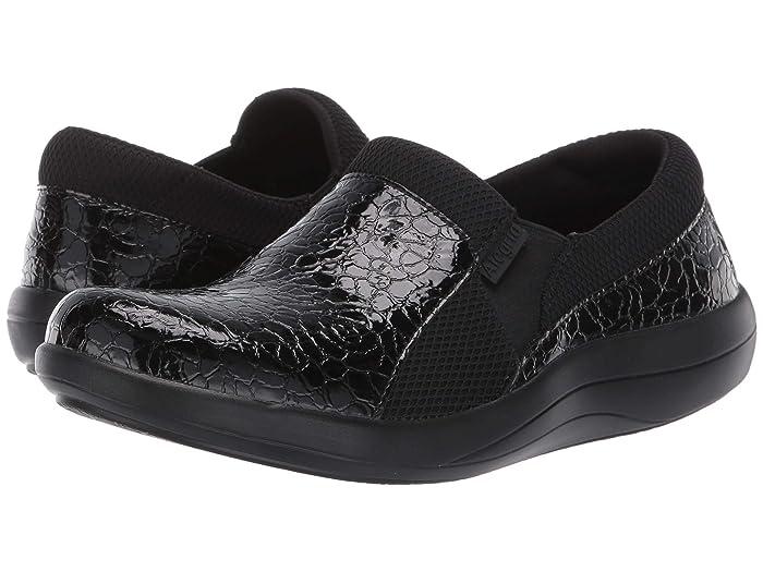 Alegria  Duette (Flourish Black) Womens  Shoes