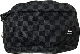 checkerboard fanny pack vans