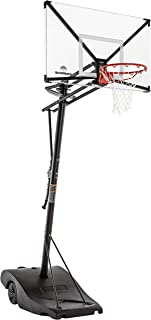 Best acrylic portable basketball system Reviews