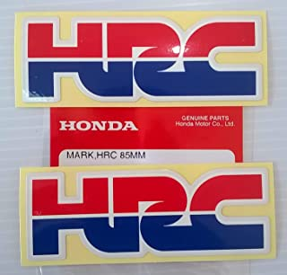 honda hrc decals