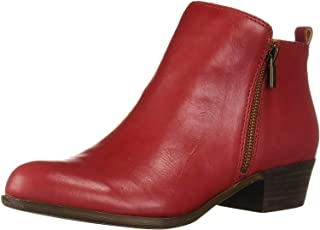 Booties - Red / Ankle \u0026 Bootie / Boots
