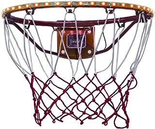 Coidak LED Basketball Hoop Lights, Lights Up Automatically After Sensing Basketball Score, 7 Kinds of Light Modes, Super High Brightness, Waterproof, Sunproof