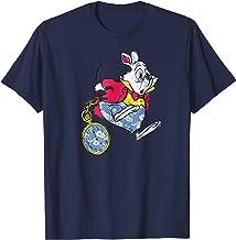 Disney Alice in Wonderland Late White Rabbit T-Shirt