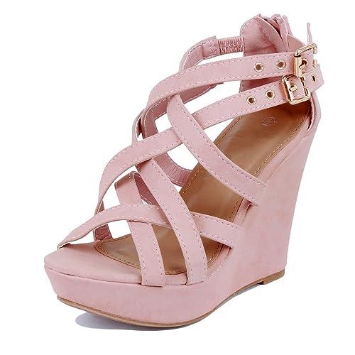311db7e29d Guilty Shoes - Jessie-1 Blush Pu, 9