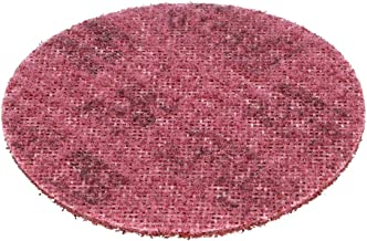 Scotch-Brite Surface Conditioning Disc for Sanding – Metal Surface Prep – Hook and Loop – Aluminum Oxide – Medium Grit – 5...