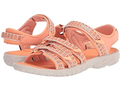 Teva Kids Tirra (Little Kid/Big Kid) (Camino Metallic Rose Gold) Kid