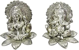 Best silver plated lakshmi ganesh Reviews