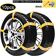 Best dually pickup tire chains Reviews
