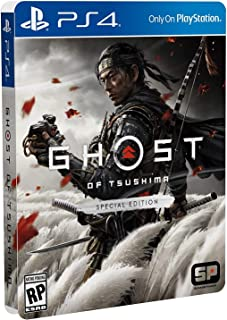 Ghost of Tsushima Special Edition - PlayStation 4 by Playstation.