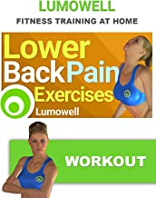 Lower Back Pain Exercises and Stretches at Home