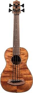 Kala U-Bass Exotic Mahogany - Fretted