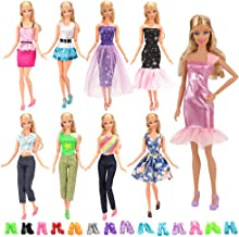 barbie and clothes