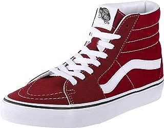 SK8-Hi Rumba Red/True White (6.5 Women / 5 Men M US)