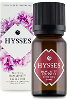 HYSSES Immunity Booster Essential Oil Remedies, 10 milliliters