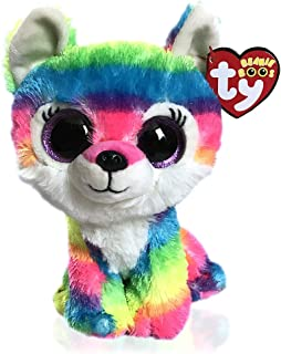 River the Wolf Beanie Boo by Ty - Great Wolf Lodge Exclusive 6