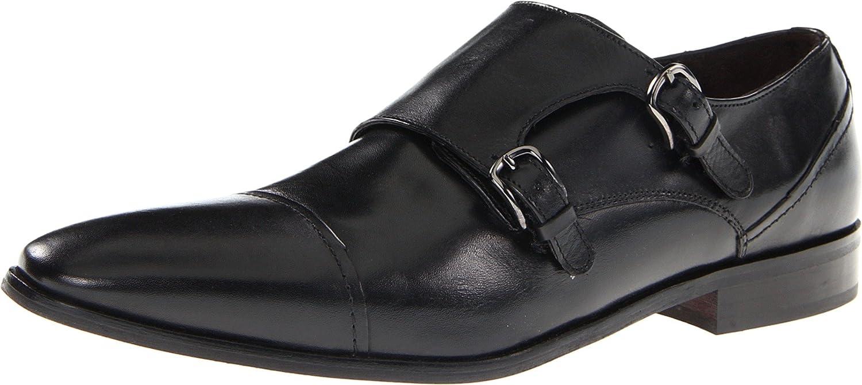Giorgio Brutini Men's 24845 Monk-Strap shoes