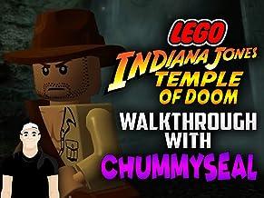 Lego Indiana Jones Temple Of Doom Walkthrough With Chummyseal