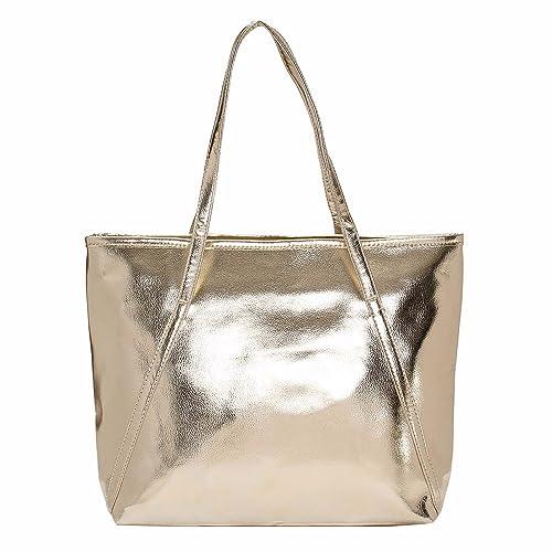 ca1af72ec29c Women s Tote Handbags - OURBAG Large Fashion Designer Elegant Shoulder Bag  Purses for Ladies