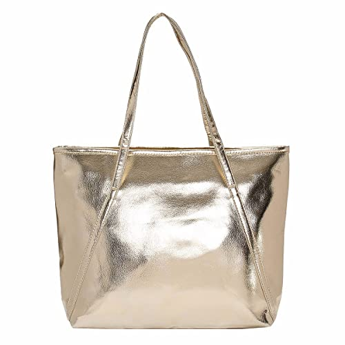 Gold Tote Bags: Amazon.com