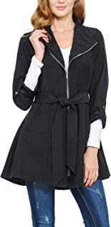 Best moda international wool trench coat Reviews