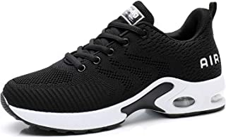 Dannto Men's Running Shoes Air Cushion Sneakers Breathable Casual Athletic Tennis Walking