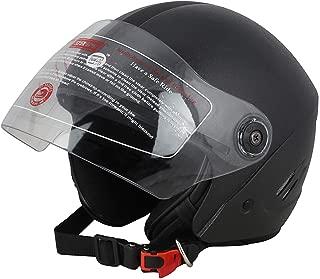 Dass Getz (ISI) Open Face Helmet (Black)