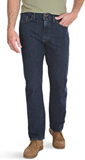 Authentics Men's Classic 5-Pocket Regular Fit Flex Jean