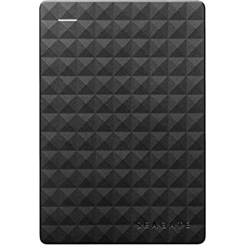 Seagate Expansion Portable 1.5 TB External Hard Drive HDD – USB 3.0 for PC Laptop and 3-Year Rescue Services (STEA1500400)