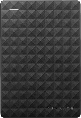 Seagate Expansion Portable 1.5 TB External Hard Drive HDD – USB 3.0 for PC Laptop and 3-Year Rescue Services (STEA150...