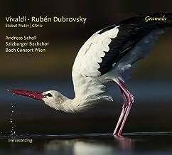 Vivaldi : Stabat Mater - Gloria. Scholl, Herfurtner, Chung, Dubrovsky.