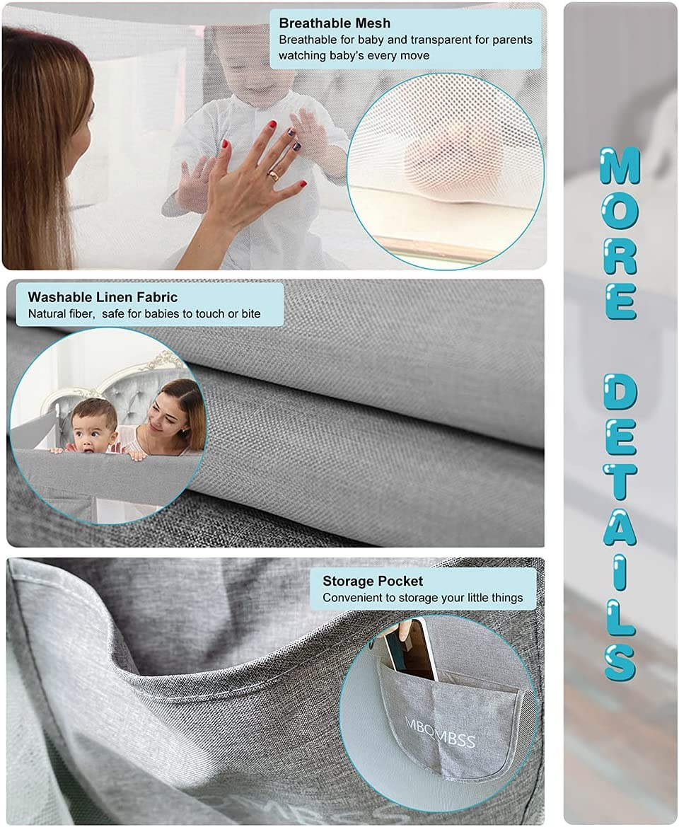 Bed Rail for Toddlers 58
