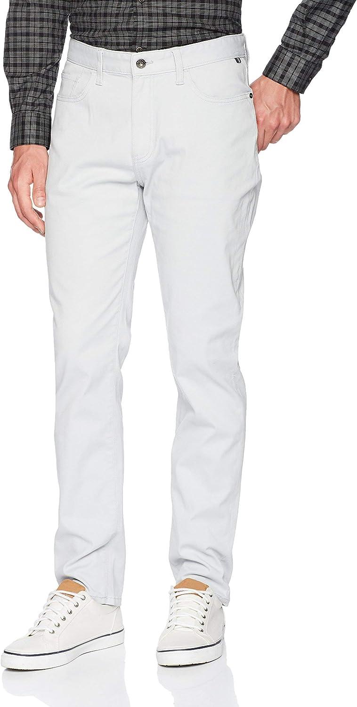 Nautica 5 Pocket Slim Fit Stretch Twill Pant